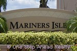 sign for Mariners Isle